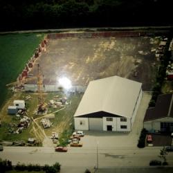 Gerüstbau Schleicher 1983